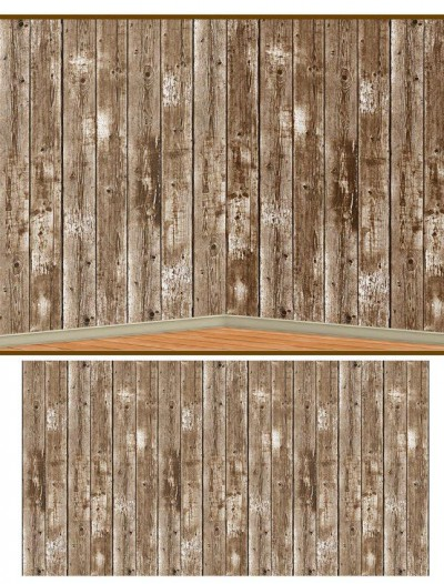 30' Barn Siding Backdrop