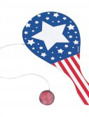 Patriotic Paddle Ball