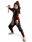 Ninja Dragon Child Costume