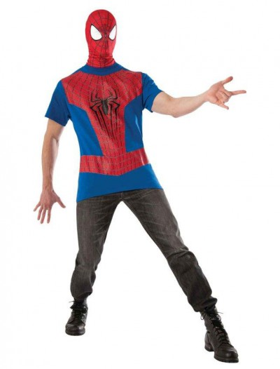 The Amazing Spider-Man 2 Costume Kit Adult