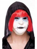 Creepers Crackedy Ann Adult Mask with Hair