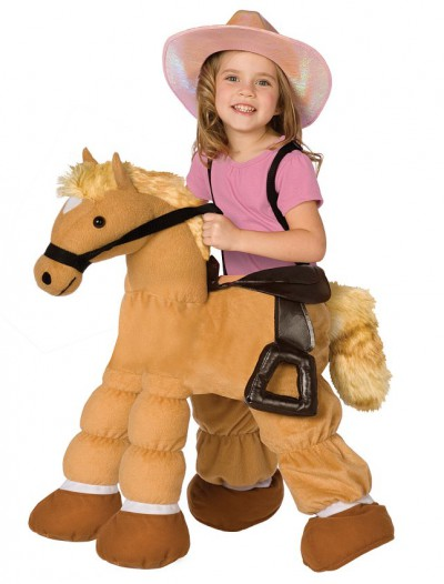 Plush Pony Child Costume