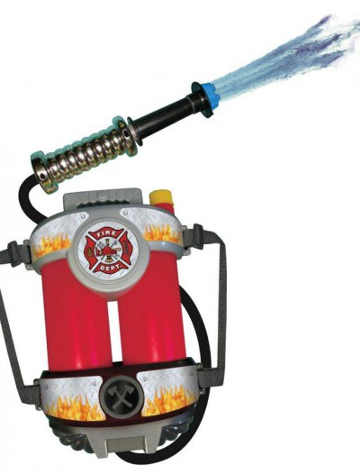 Super Soaking Fire Hose with Backpack Child