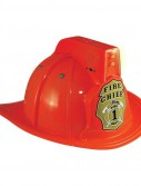 Jr. Fire Chief Helmet with Lights Child
