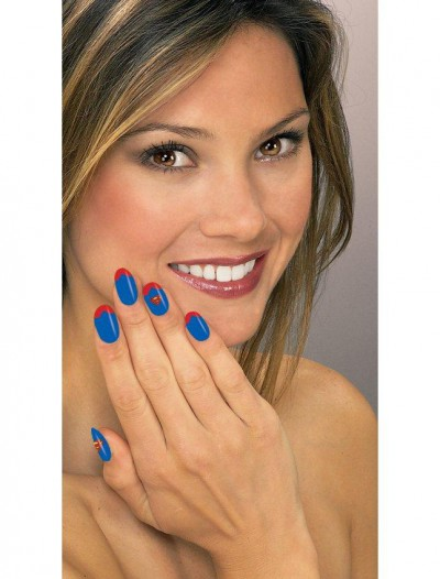 DC Superhereos Supergirl Nail Art Kit