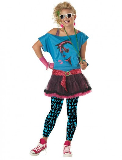 Valley Girl Teen Costume