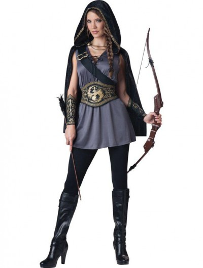 Huntress Adult Costume