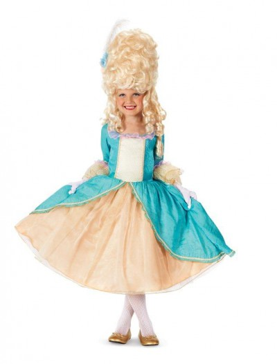 Marie Antoinette Dress Child Costume
