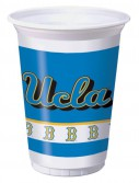 UCLA Bruins - 20 oz. Plastic Cups (8 count)
