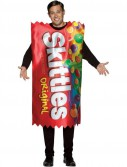 Skittles Wrapper Adult Costume