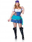 Gypsy Princess Adult Plus Costume