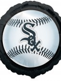 Chicago White Sox Baseball - Foil Balloon