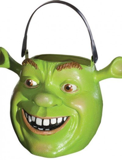 Shrek Forever After Trick or Treat Pail