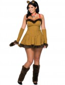 Cowardly Lion Adult Plus Costume