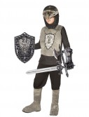 Knight (Silver) Child Costume Kit