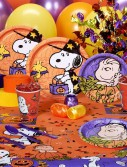 PEANUTS Halloween Deluxe Party Kit