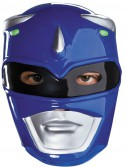 Power Rangers Blue Ranger Vacuform Adult Mask