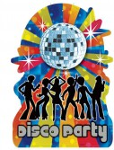 Disco Party Cutout