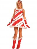 Miss Candy Cane Adult Costume