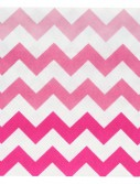 Chevron Pink Lunch Napkins (20 count)