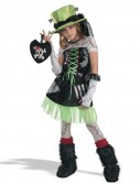 Monster Bride (Green) Child Costume