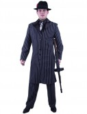 Gangster Suit Long Jacket Adult Plus Costume