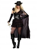 Double-Edged Diva Zorro Dress