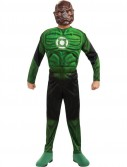 Green Lantern - Kilowog Muscle Child Costume