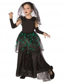 Gothic Bride Light-Up Child Costume
