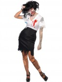 Worked To Death - Office Zombie (Female) Adult Costume