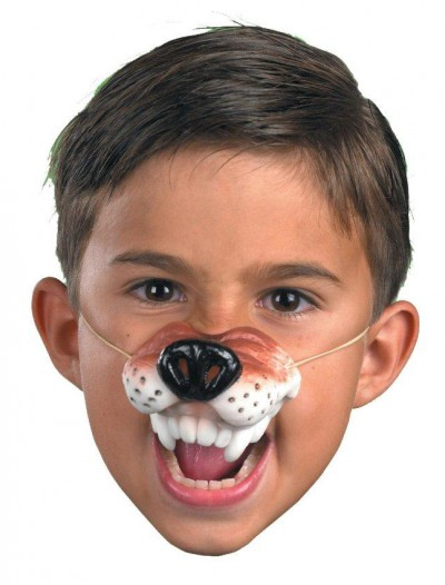 Wolf Nose With Elastic