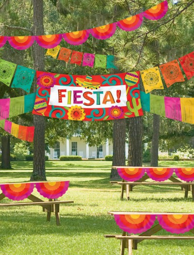 Fiesta Giant Decorating Kit