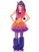 Fur-ocious Frankie Teen Costume