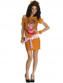 The Muppets Fozzie Bear Female Adult Costume