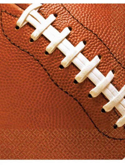 Football Fan - Lunch Napkins (16 count)