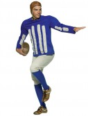 Old Tymer Football Player Adult Costume