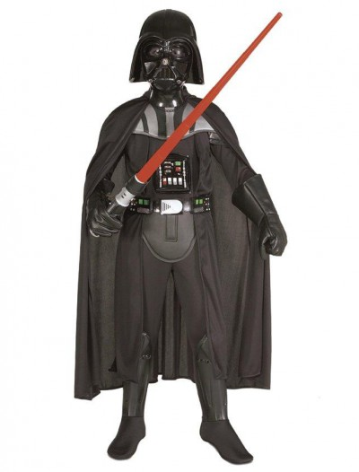 Star Wars Darth Vader Deluxe Child Costume