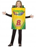 Crayola Crayon Box Child Costume