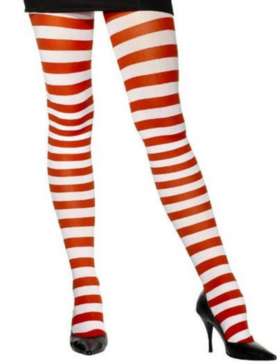 Candy Cane Tights Adult