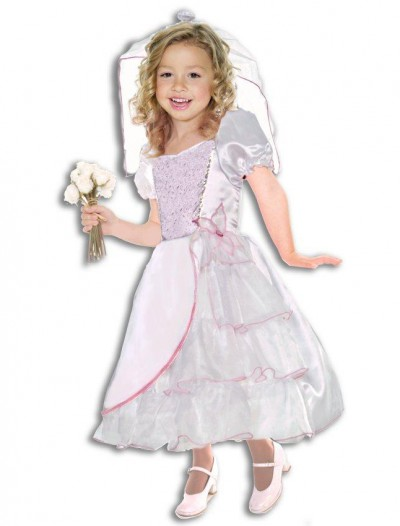 Bride Toddler / Child Costume