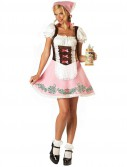Fetching Fraulein Adult Costume - Clearance Sizes S and XL