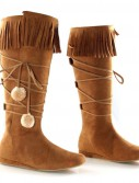 Dakota (Tan) Adult Boots - Clearance Sizes 6 and 10