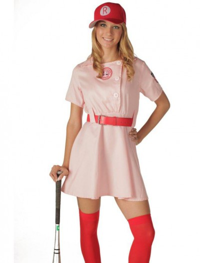 Rockford Peaches Adult Costume