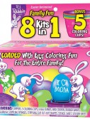 Easter Egg Decorating Kit - 8 in 1