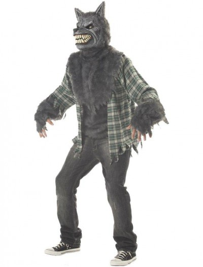 Full Moon Madness Adult Costume