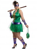 Teenage Mutant Ninja Turtles Donatello Adult Plus Dress