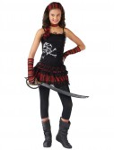 Skull Rocker Pirate Child Costume