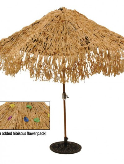 9' Umbrella Cover Natural Nylon