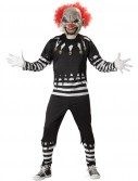 Creepy Psycho Clown Adult Costume