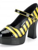 Bumble Bee Adult Shoes